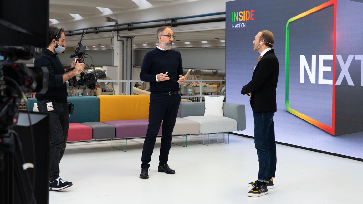 Inside in Action: Technology, On-Life. Inside - aus eins mach drei, zwischen real und digital.: Foto 4