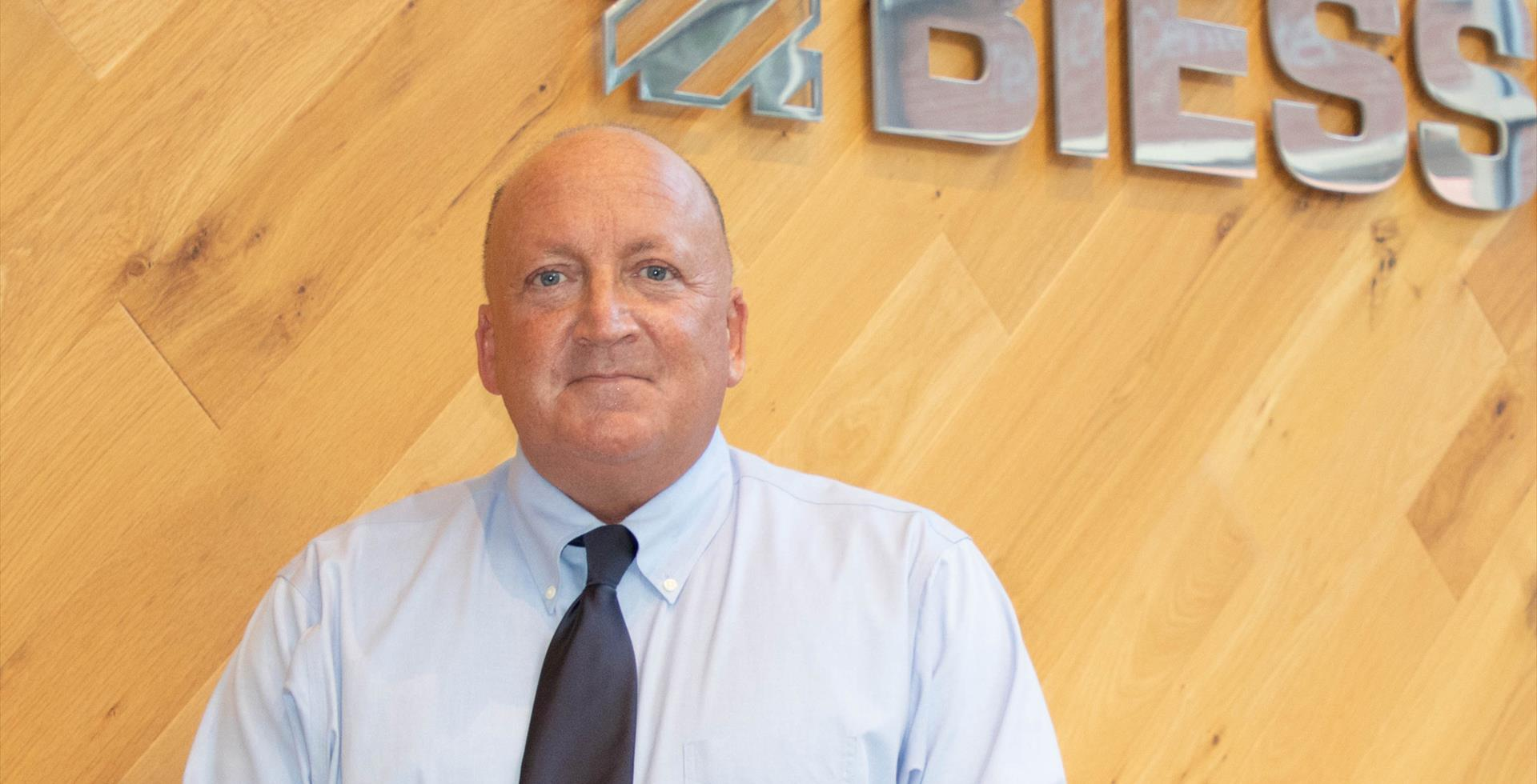 Tom Adelmann Joins Biesse America