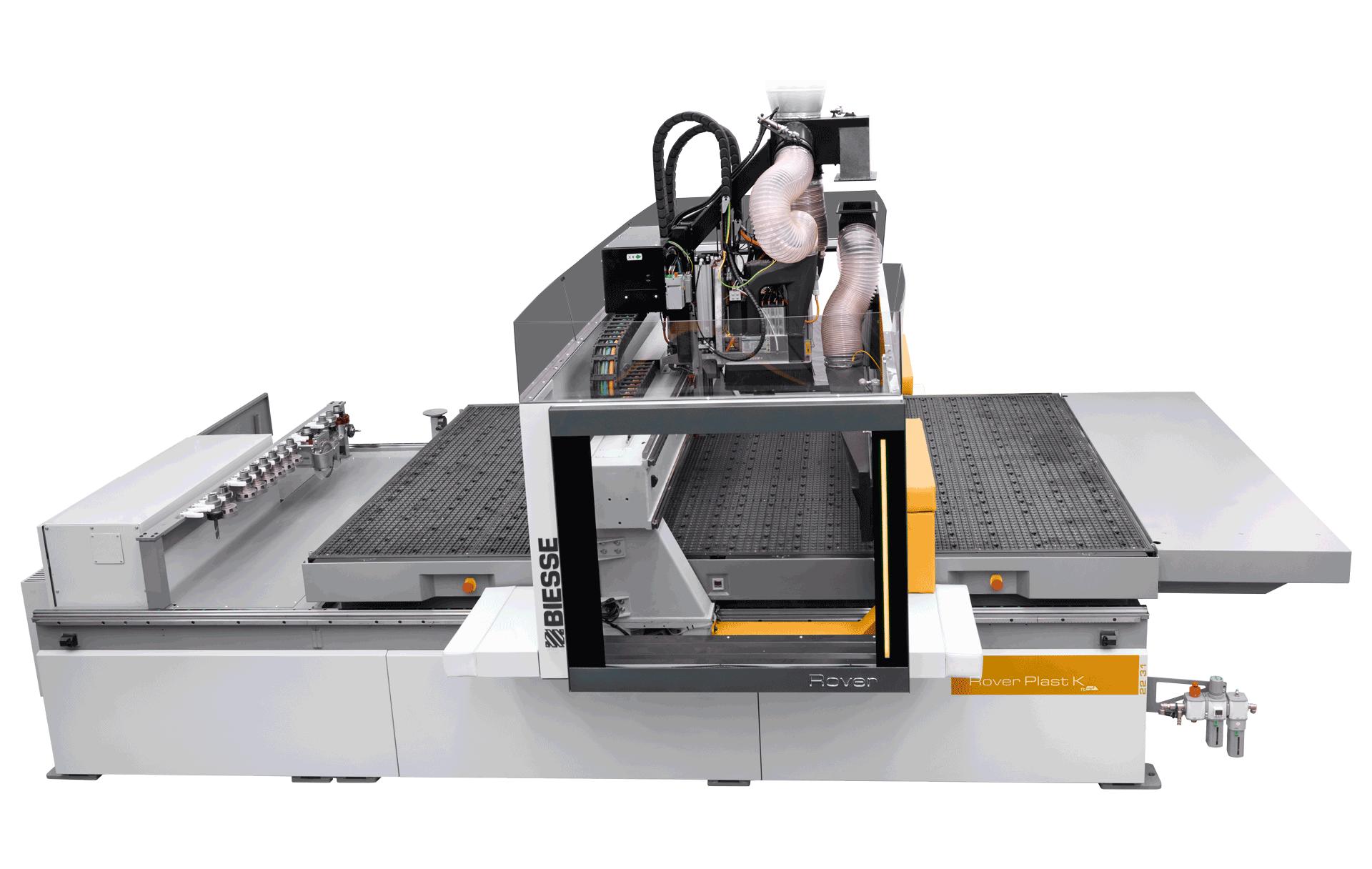 5 axis cnc machine plastic ROVER PLAST K FT: Photo 2