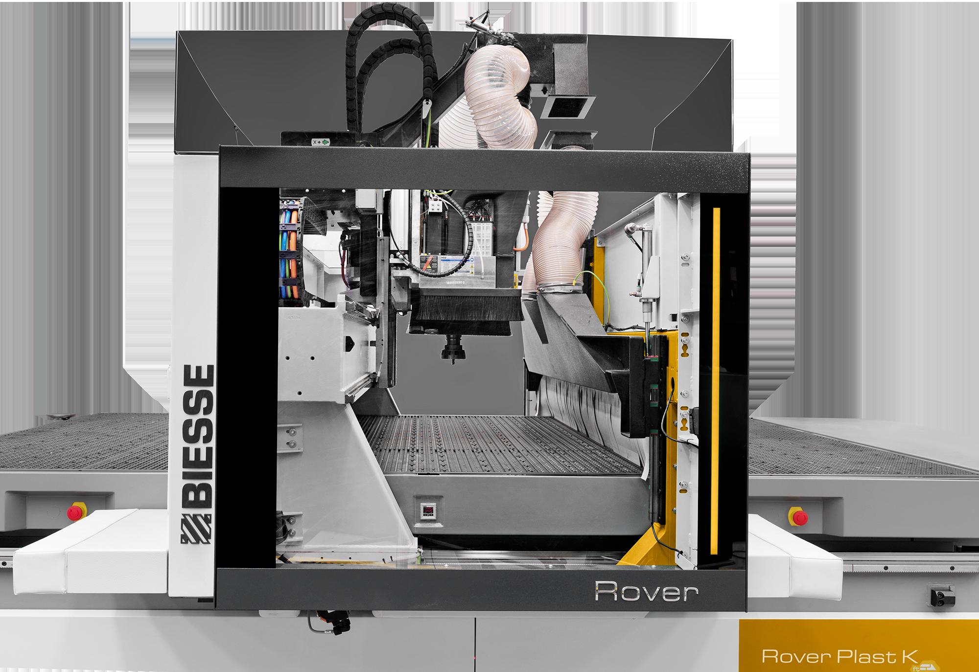 5 axis cnc machine plastic ROVER PLAST K FT: Photo 6