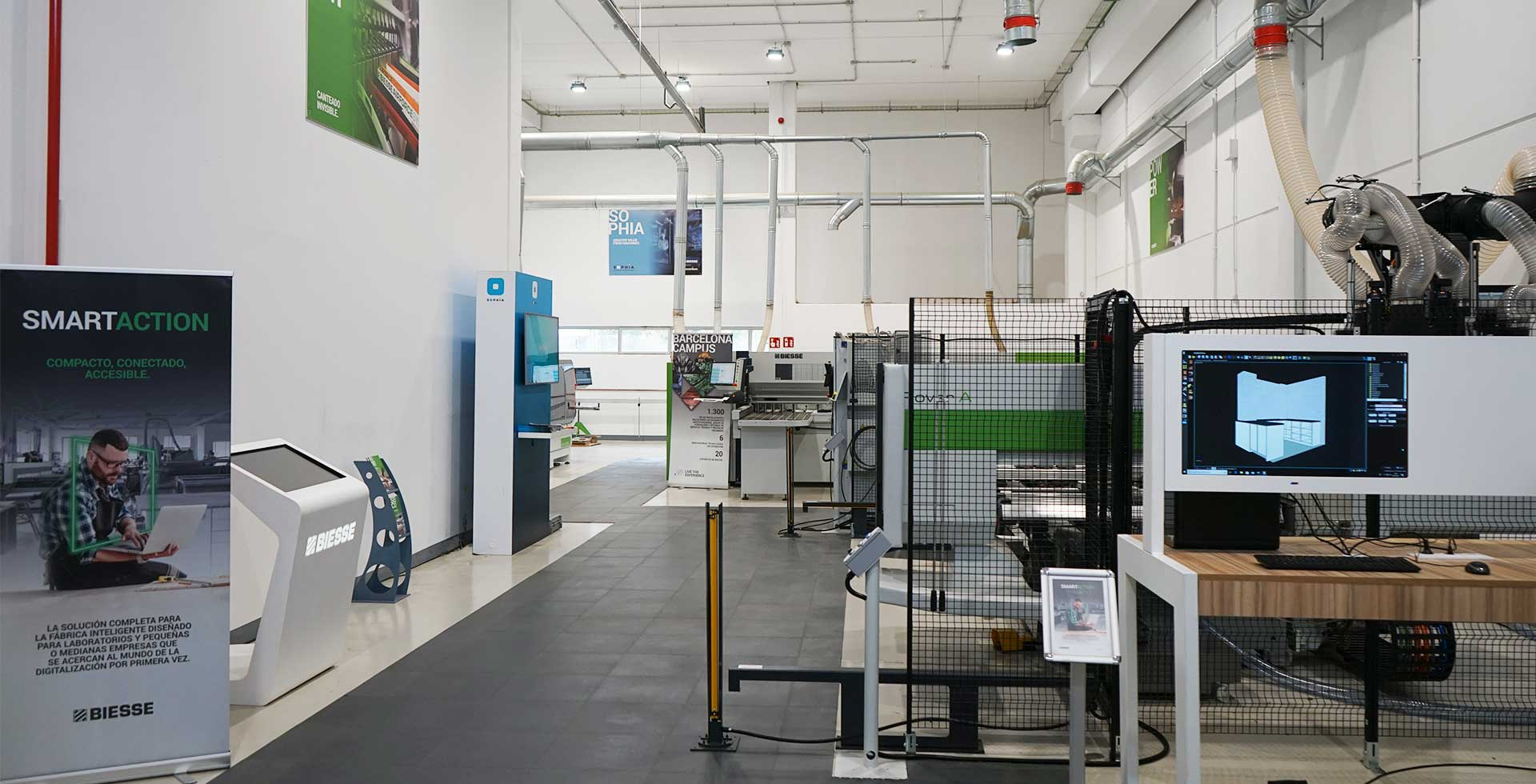 BIESSE IBERICA OPEN HOUSE SMARTACTION: Foto 4