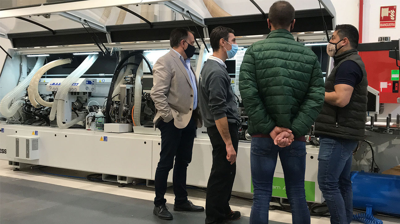 BIESSE IBERICA OPEN HOUSE SMARTACTION: Foto 1