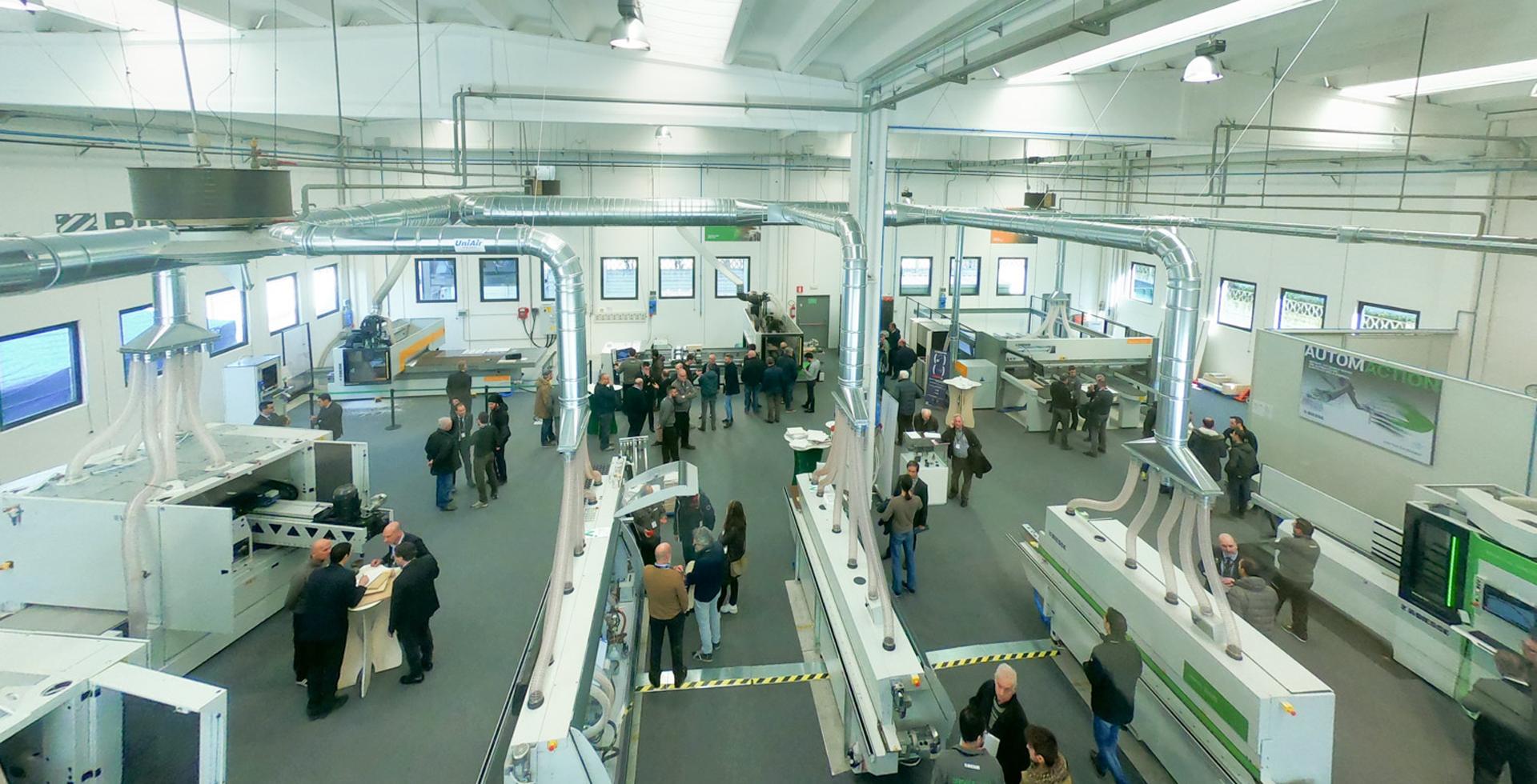 Entra nella fabbrica intelligente: Foto 2