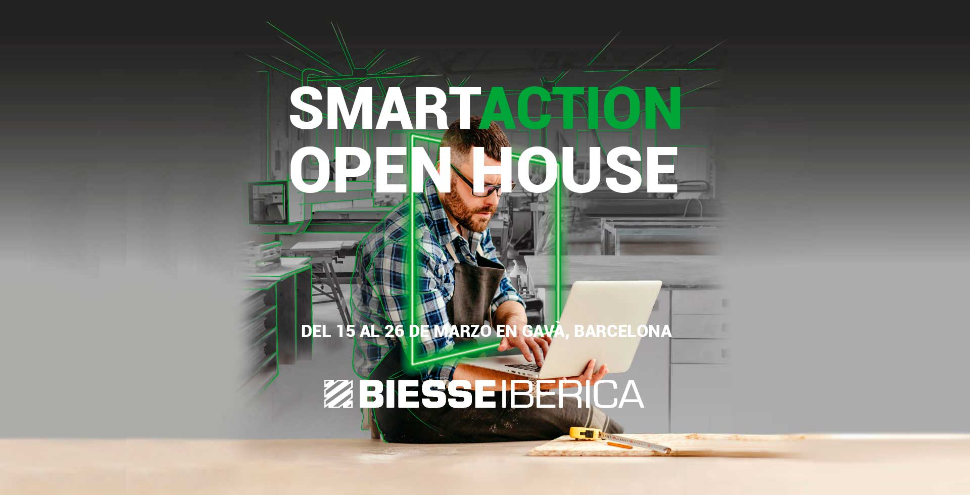 BIESSE IBERICA OPEN HOUSE SMARTACTION: Foto 11