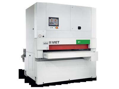 Calibrating and sanding machines S1
