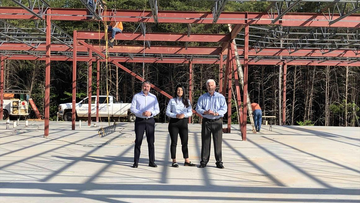 Biesse Group expands Charlotte Campus: Photo 1