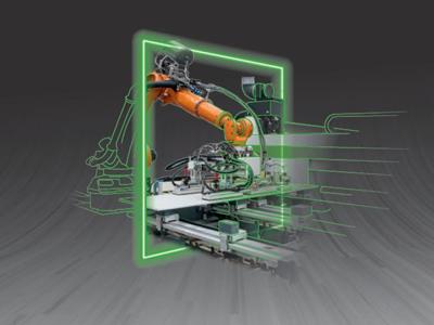 Machines numérique pour le perçage et insertion BREMA VEKTOR 15: Photo 2