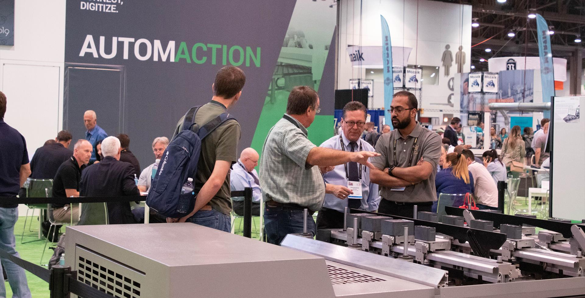 Biesse is actively preparing for AWFS