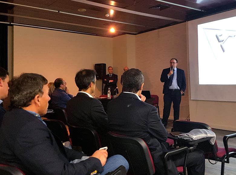 Biesse presenta su nueva filial en Portugal