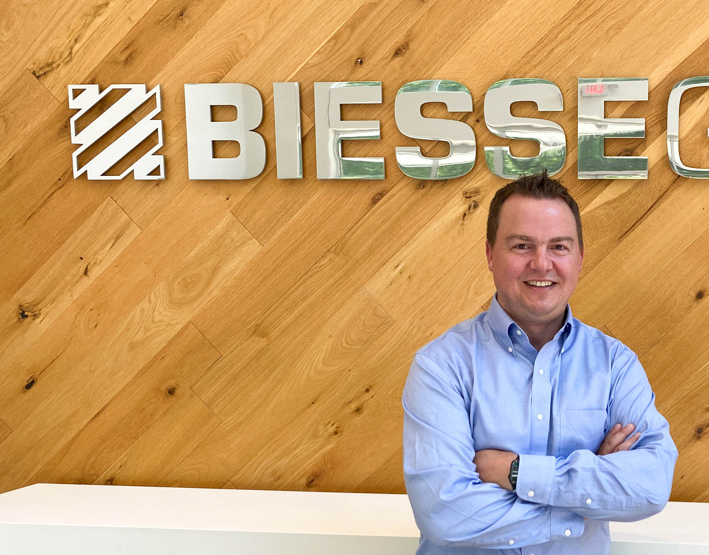 Brian Dieckhoff joins Biesse as Talent Management and Acquisition Team Leader