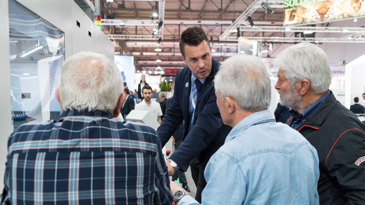 Biesse at Xylexpo 2018: unstoppable growth: Photo 2
