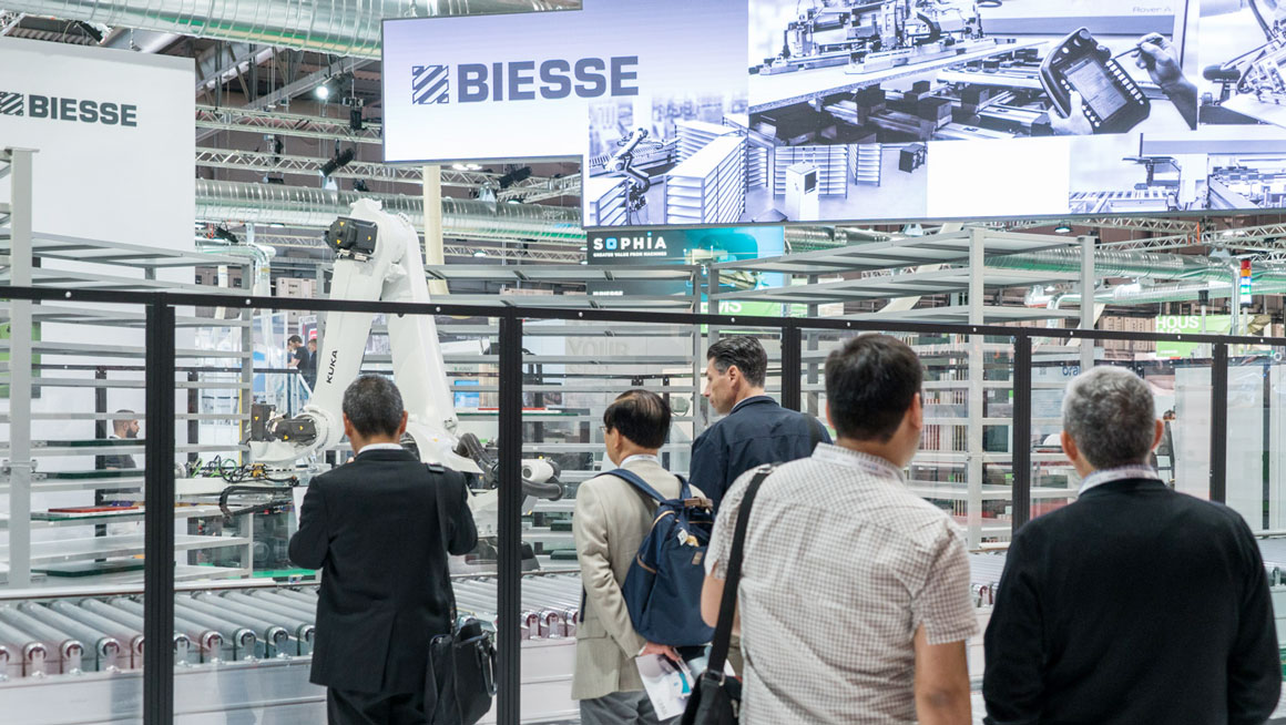 Biesse at Xylexpo 2018: unstoppable growth: Photo 3