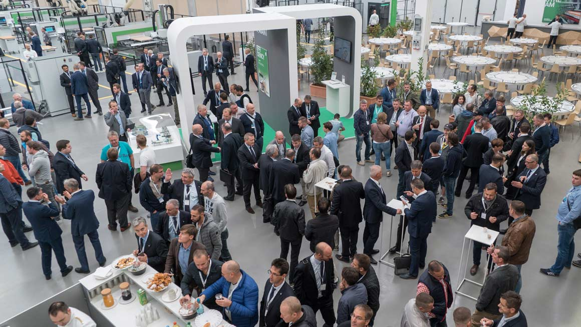 Inside Biesse, open doors with technology and services that will digitalize the factories of the manufacturing world: Fotoğraf 1