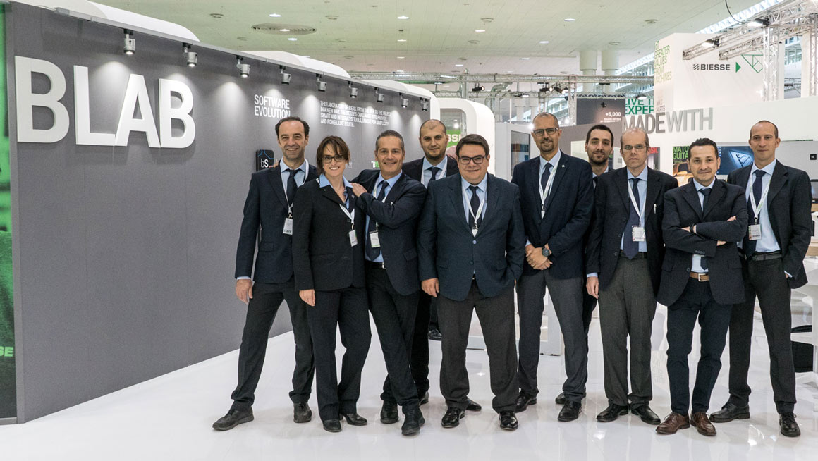 Biesse at Ligna 2017: a 45 million Euro edition!: Photo 1