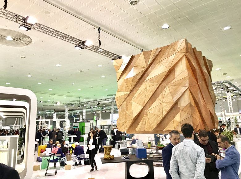 A strong start with record numbers for Biesse at Ligna 2017