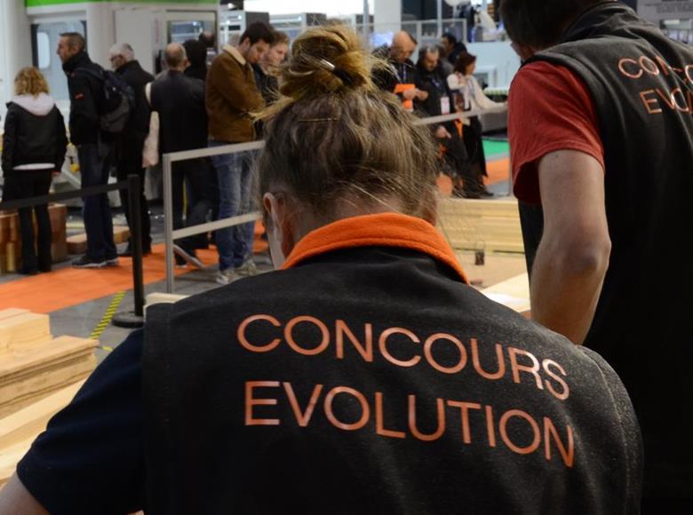Biesse est partenaire de la sélection nationale du concours européen des jeunes charpentiers!